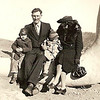 1939 - Don Dick Marge Catherine - en route to Wyoming