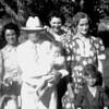 1940 - Catherine & Marge, Gpa Vollenweider & Dwaine, Willa, Gma Vollenweider & Don