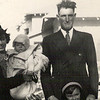 1940 - Catherine with Dwaine, Dick, Don