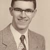 1954 - Moville High School graduation