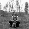 1937 - Don, Dad (Dick), Granddad Frank