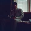 1957-11 - Don - reading