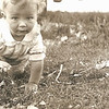 1941 - Playing in the dirt
