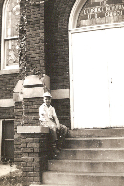 1949 or 50 ? - steps of EUB Church