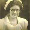 1925 - Fern - nurse graduation