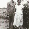 1932-05-26 - T Elmer and Fern on honeymoon