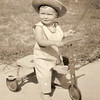 1935 - Stan on Trike
