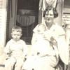 1935 - Stanley, Fern holding Gene