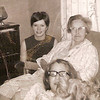 196x - Suzanne and Janis Wright with Grandma Cree