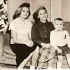 1950 - Suzanne, Janis and Shari Wright