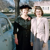 1957-10 - Carol Nuss and Marge Voas