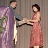 1955-05-19 - Marjorie - receiving award