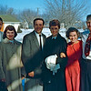 1957-02 - Clif & Marge with Westmar friends & Catherine and Dick Voas