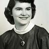 1955 - Marge - HS graduation