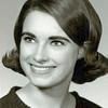 1967 - Application photo for Flight Attendant