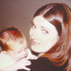 1975-05 - Michael and Mom