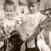 195x - Phyllis McGuire, Milly Voas, Frank McGuire
