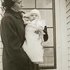 1949 - Pearl bringing Frank home