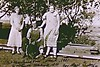 1931 - with Mother - Pearl - and Father - Frank