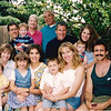 June 1979 - back: Beth and Nick; next: Nick Jr with A.J., Chris & Kelly with Aaron Dirkes; front: Leslie holding Jake; Dawn Garcia with niece Christine Herman, Corinne with Nick and Dereck Hermon