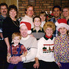 1997 - back: Doug and Connie, Brian and Kris, Joe and Laurie; front: Micah, Ron, Colton, Phyllis, Ciera