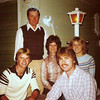 1980 - Brian, Ron, Phyllis, Doug, Laurie