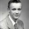 1953 - Jim Peterson - High School graduation