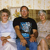 1992-05 - June Goodwin, Don and Shirley Showell