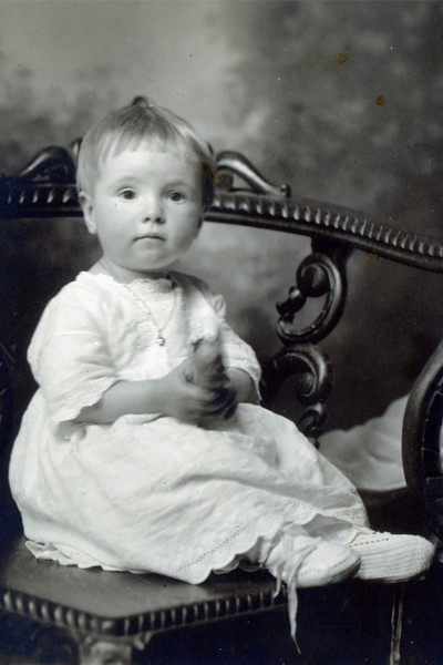 1921 - Willa - baptism