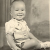 1946 - Bob at 1 year old
