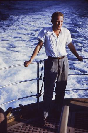 Jack Adams in Italy