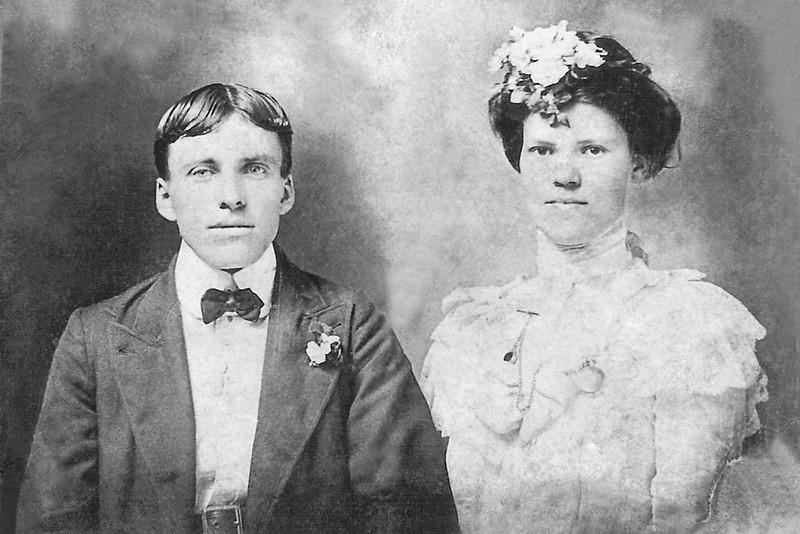 Joseph and Nora Biggs Carter