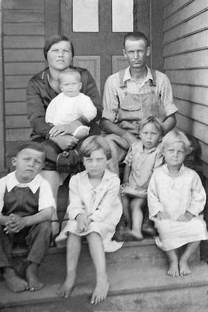 Adams Family -  circa 1932