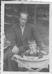 Mendel and Fred At San Gilgal