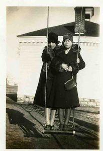 Reta and Clara.