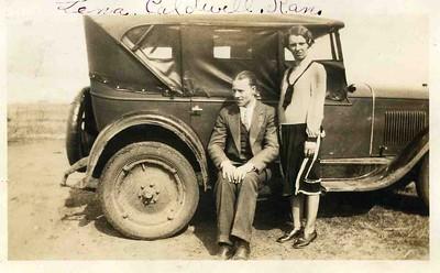 Lena Ferri and her boy freind, both are deaf.