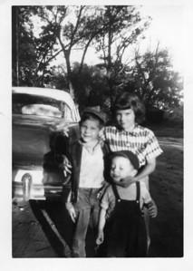 Craig Anderson, Gail Gardner (Anderson), Tyler Anderson