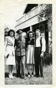 Opal Anderson, Dwayne Anderson, Lillian & LeRoy Anderson