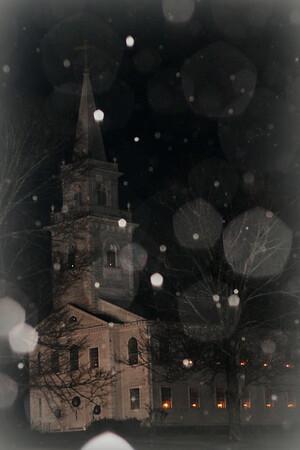 Snowy eve Copyrt 2016 m burgess