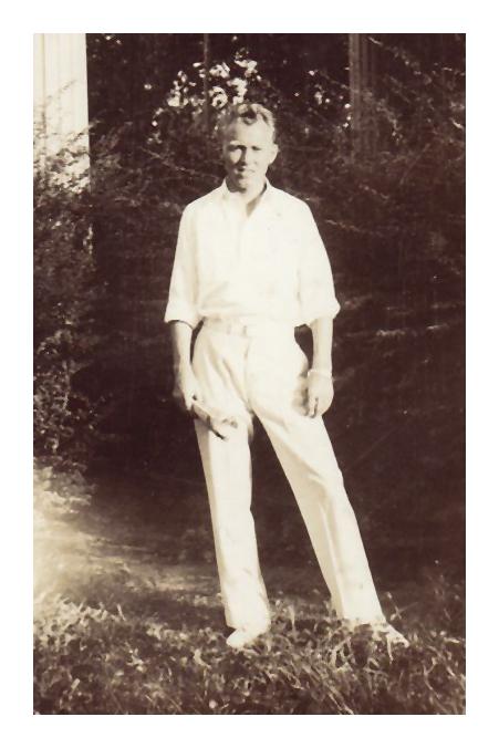 1934 May 29 Morris Miller, Texas A&M University.