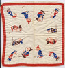 "Souveneir handkerchief for ""Snow White and the Seven Dwarves""<br /> ca 1937"