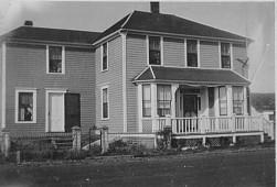 MAISON PATERNELLE BLANCHARD - Grande Anse NB 1939