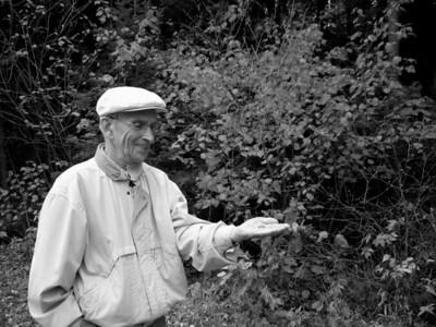 LÉANDRE JOSEPH ONÉSIME BLANCHARD (88 ans) Octobre 2007 Atholville NB