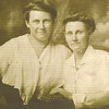 190- - Sisters Grace Barger Shirley & Pearl Edna Barger Voas