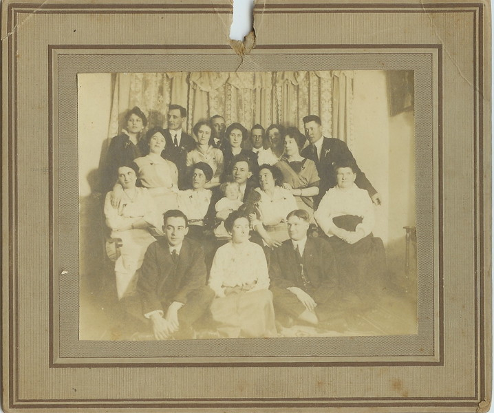 Wenzel Family Mystery Photo