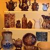 The Rockingham, England influence on Bennington Pottery