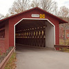 One of several Bennington area covered bridges. This one, the Henry Bridge, crosses the Walloomsac at a junction where several roads intersect between North Bennington and Bennington.