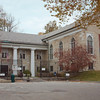 The Bennington Museum and Research Library. It houses exceptional examples of Bennington Pottery as well as Grandma Moses' art collection (in a separate adjoining wing not shown above). In addition, there can be found other colonial and Battle of Bennington memorabilia. It is a fine museum with friendly staff.