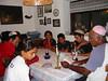 Yitzhak family, Shabbat Dinner