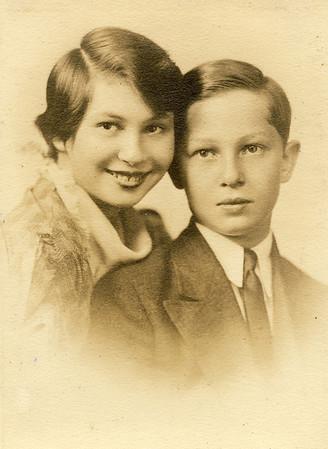 Bloom Family<br>1930-1940
